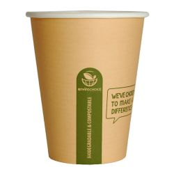 Bio-Degradable Coffee Cups & Lids