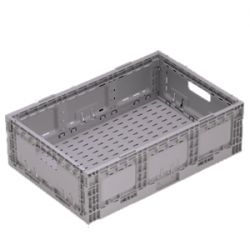 Collapsible Returnable Crates