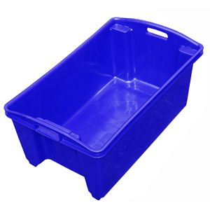 55L Food Grade Plastic Crate