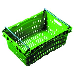 38L Nally Swingbar Vented Crate