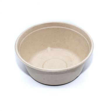 Sabert™ Pulp 16oz Round Bowl