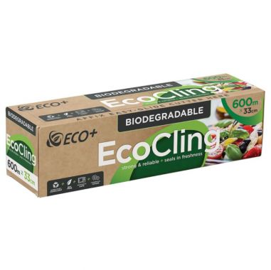 EcoCling Biodegradable Catering Food Film (450mm wide)