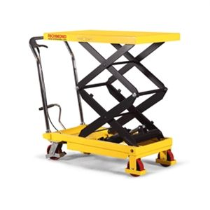 Double Scissor Lift Table 350KG